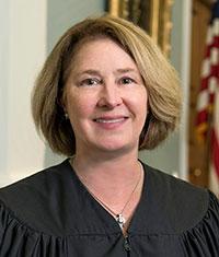 Justice Bobbie Hantz Marconi