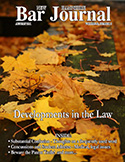 NH Bar Journal - Volume 52, Number 3 - General Issue