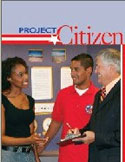 Project Citizen High School book