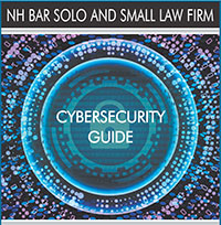 Bar News ~ Small Firm Cyber Security Guide