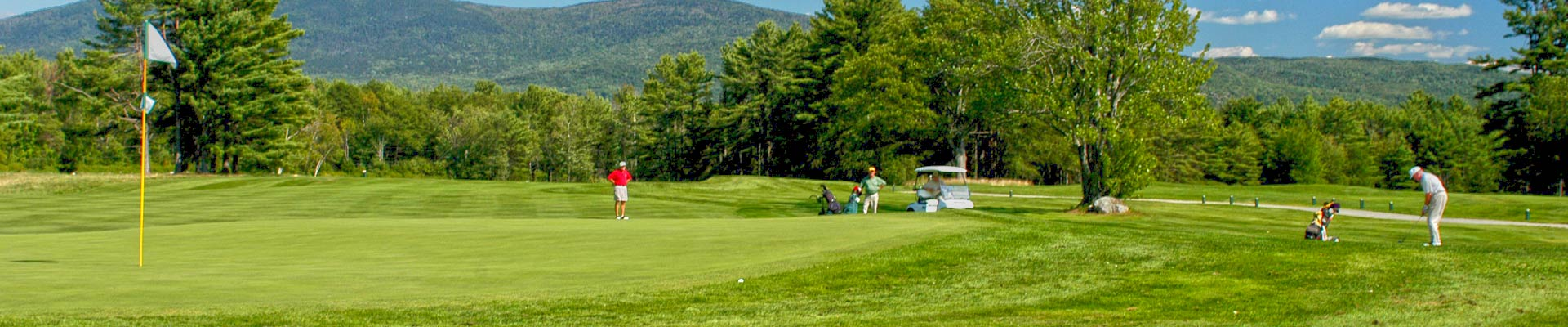 Quid Pro Quo Golf Tournament 2018 Lake Sunapee Country Club