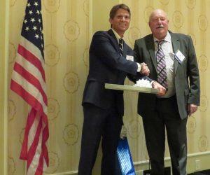 David W. McGrath with Edward D. Philpot Jr.