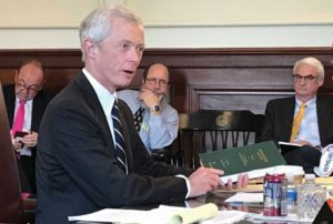 NH Attorney General Gordon MacDonald addressed the Executive Council at his confirmation hearing on June 26.