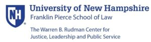 University of New Hampshire Franklin Pierce School of Law: The Warren B. Rudman Center for Justice, Leadership and Public Service