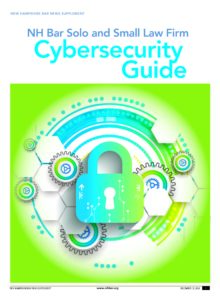 Cover of 2019 Cybersecurity Supplement