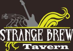 Strange Brew Tavern logo