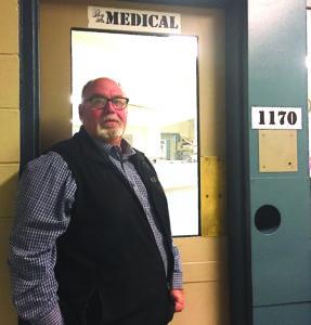 Hillsborough Jail Superintendent David Dionne.