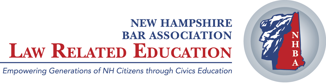 NHBA's Law Related Education logo