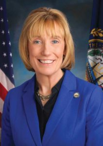 NH US Senator Maggie Hassan