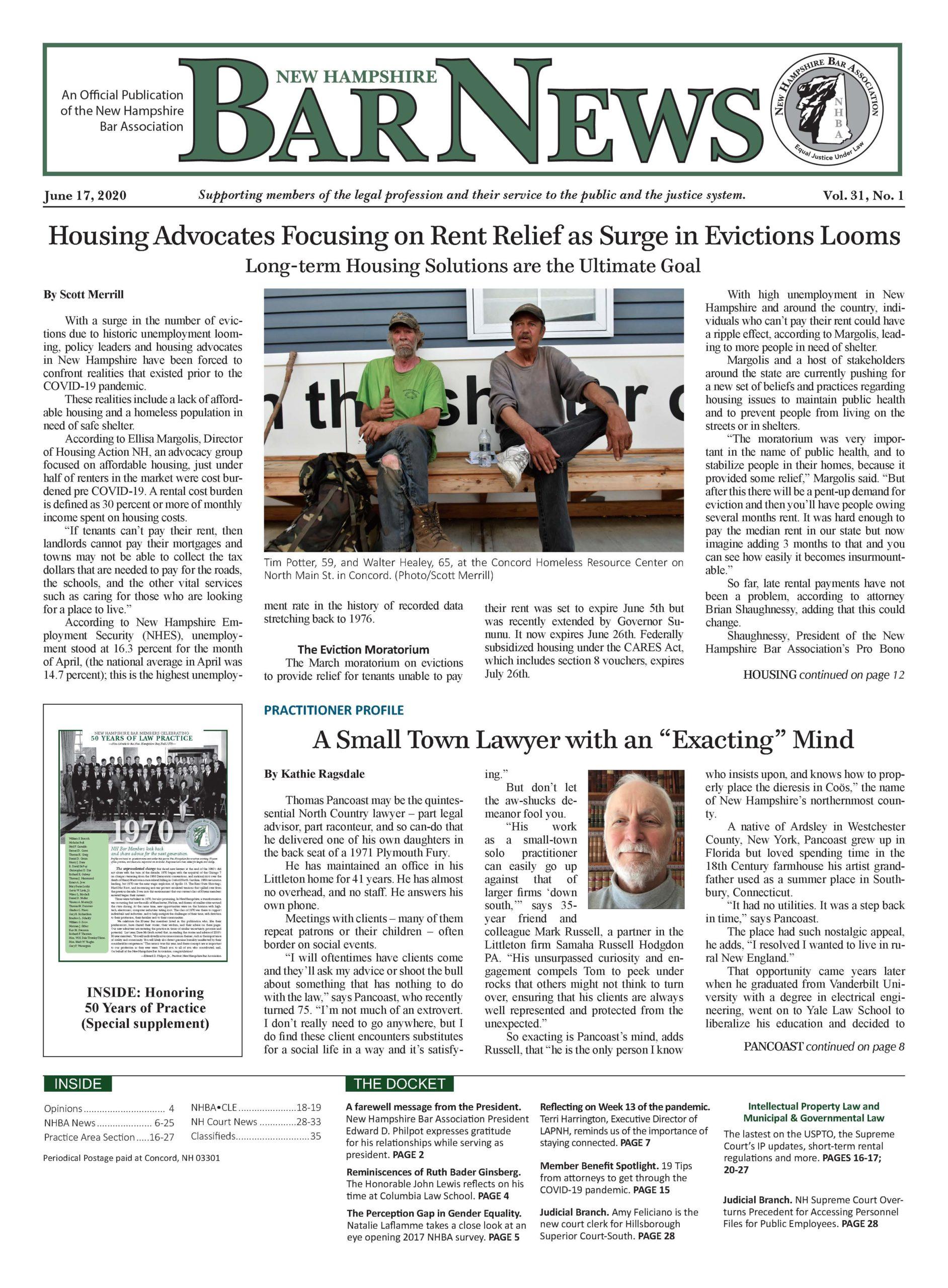 Bar News June 17, 2020
