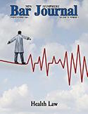 Bar Journal - Volume 54, Number 3 - Health Law