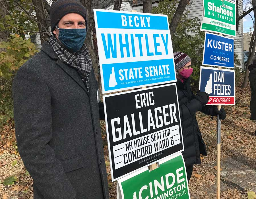 A Smooth Election 2020 in the Granite State