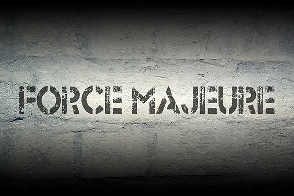 Trends in Force Majeure Litigation after Eight Months COVID-19