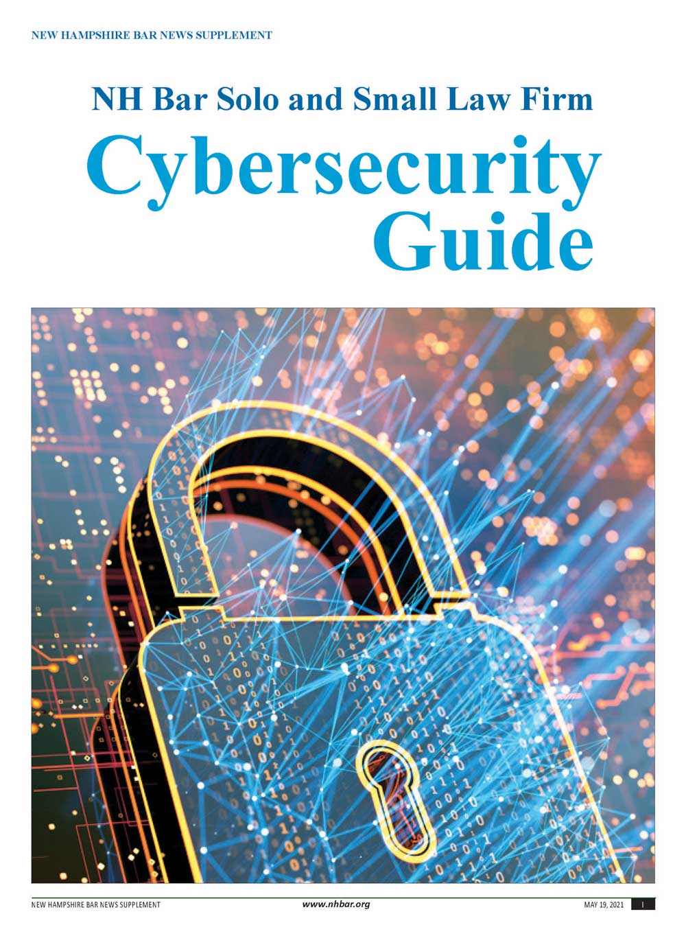 2021 Cybersecurity Guide