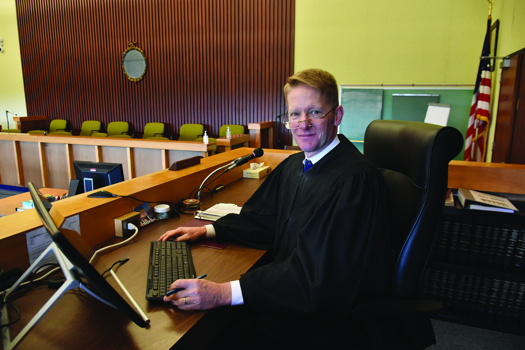 N.H. Judicial Branch Conducts Judge Trainings